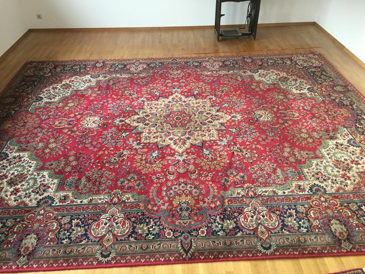 Teppich für Wohnzimmer - orientalisches Muster