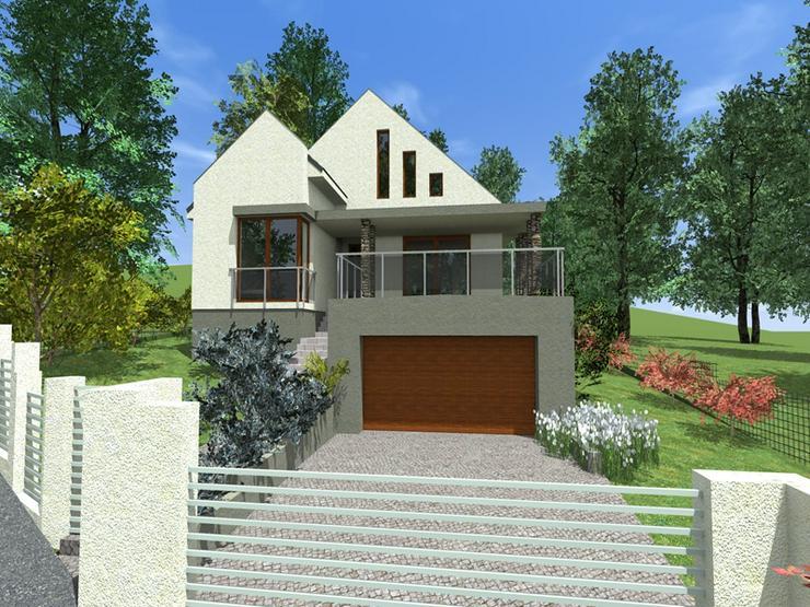 Einfamilienhaus nähe Hévíz