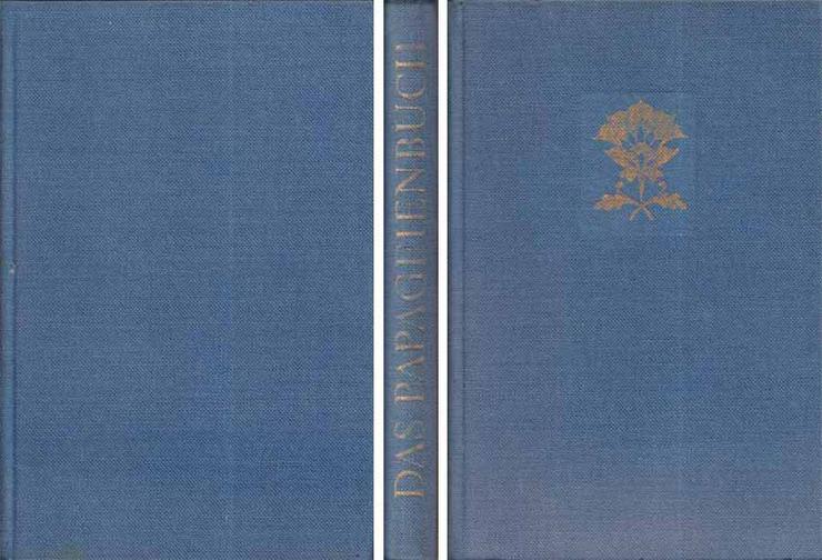 Buch von Wolfgang Morgenroth - Das Papageienbuch - aus dem Sanskrit übertragen