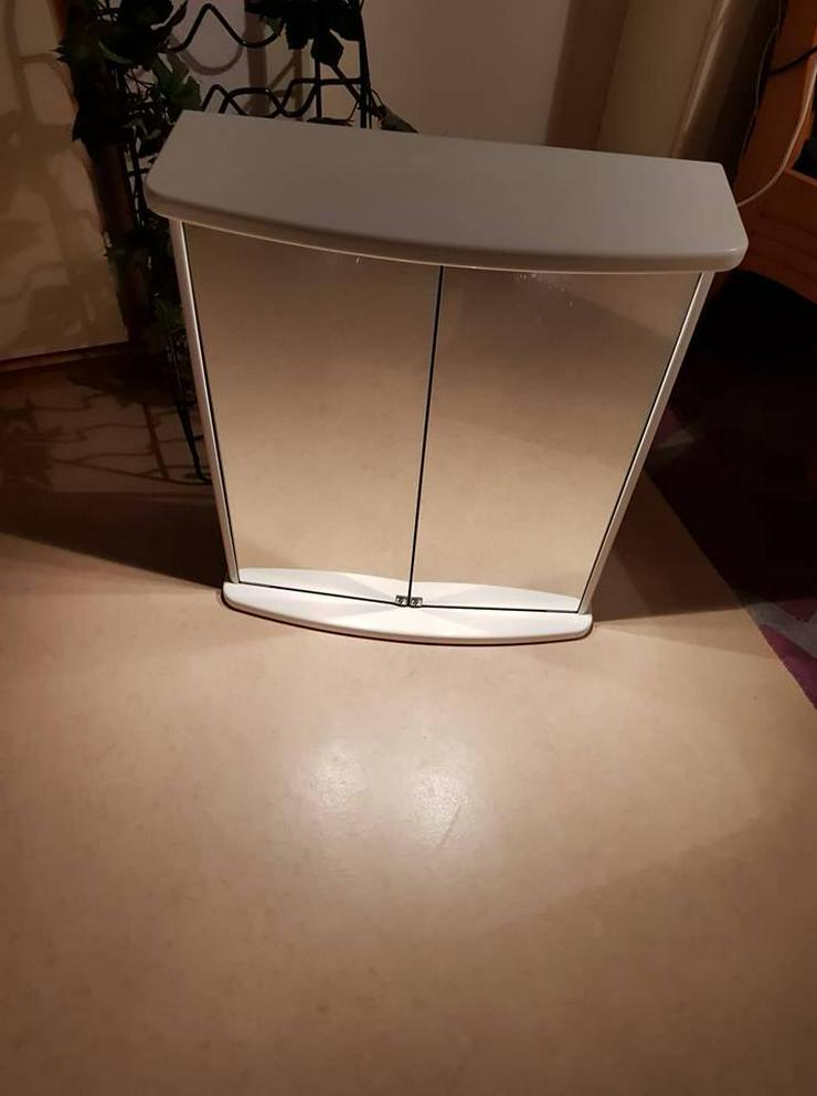 Alibert - Spiegel Hängeschrank mit Beleuchtung
