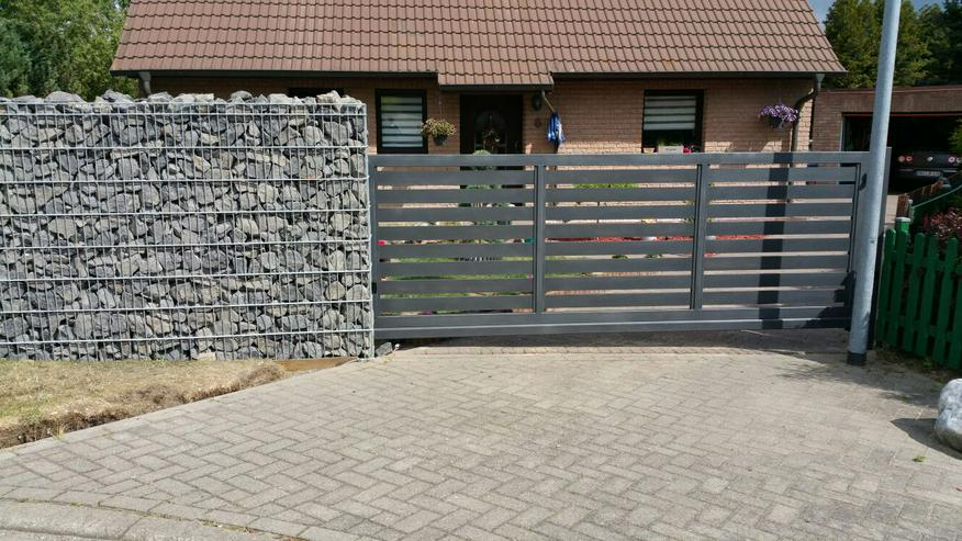 Zäune aus Polen Tore Pforte Geländer