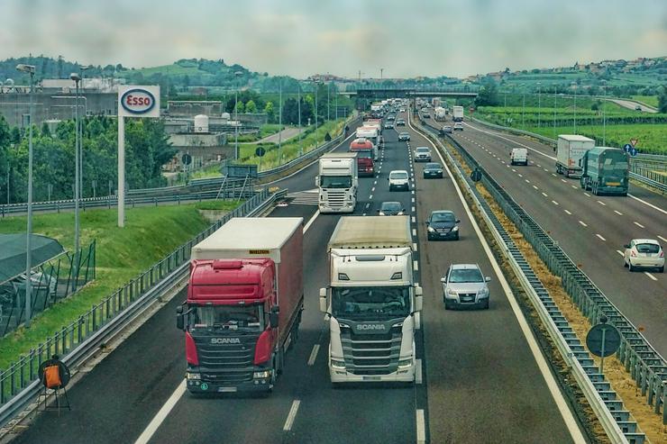 Kraftfahrer CE (m/w/d) Lebensmittel 14,00€/Stunde +Spesen +Fahrgeld