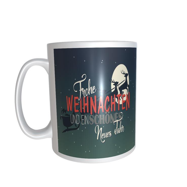 Tasse für Weihnachten
