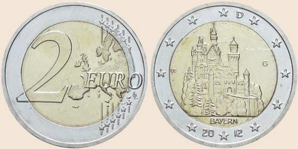 """2 EURO 2012 - Bayern """"D"""""""