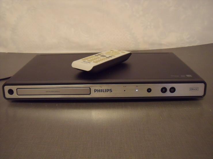 Philips - 3110 DVD Player - DviX mit Fernb, Sehr gute zustand.