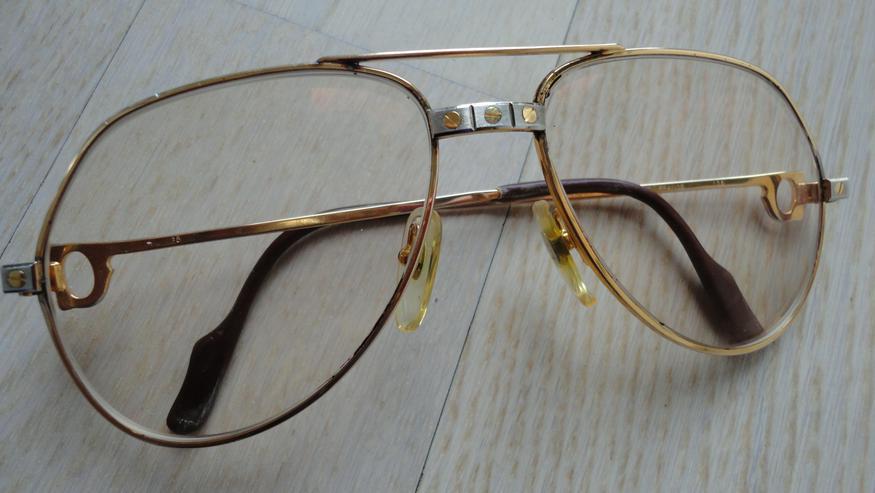 CARTIER SANTOS VENDOME Brille/Sonnenbrille