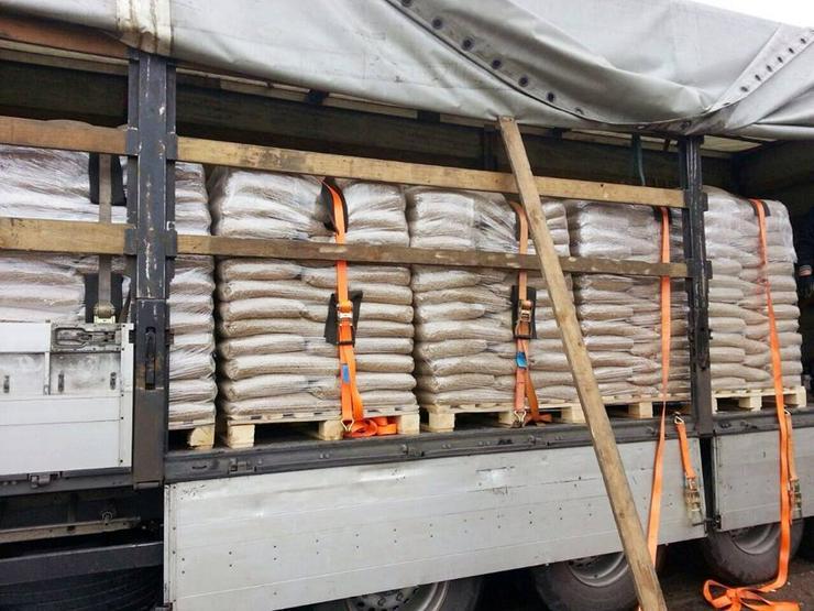 LKW Ladung 24t Holzpellets