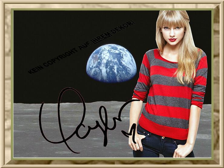 TAYLOR SWIFT auf dem Mond!
