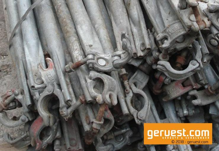 Bild 2: 157 m² Layher Blitz 73 gebraucht & günstig | Baugerüst / Arbeitsgerüst / Fassadengerüst / Malergerüst