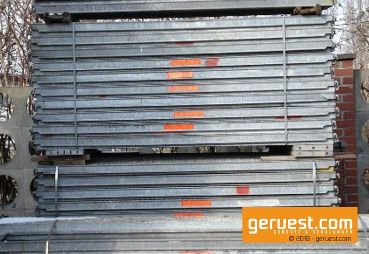Bild 3: 157 m² Layher Blitz 73 gebraucht & günstig | Baugerüst / Arbeitsgerüst / Fassadengerüst / Malergerüst