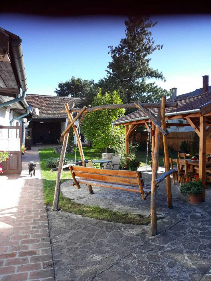 Reiterhof in Ungarn