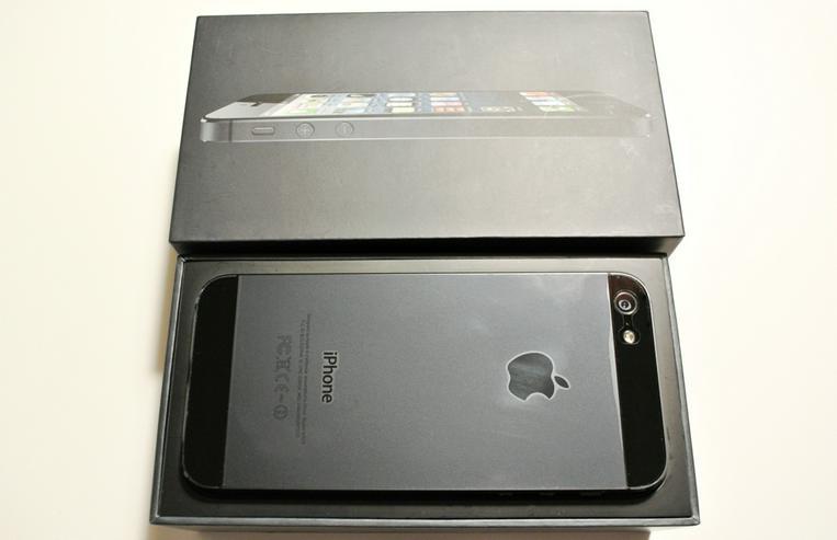 Iphone 5 16gb spacegrau