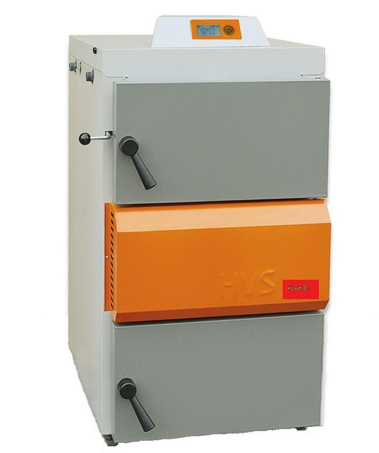 1A Holzvergaser Solarbayer HVS 60 LC Heizung Kessel + KSG + TAS