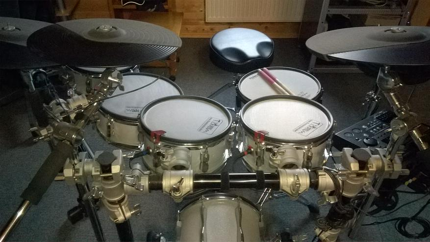 E drumset Roland TD12