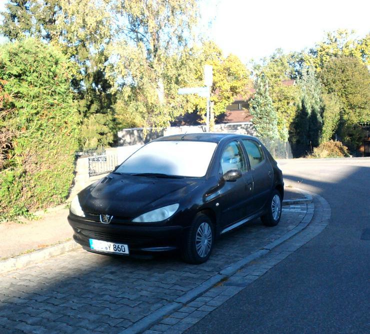 Peugeot 206 1.4i 55 kw/75 PS Tüv 05/19