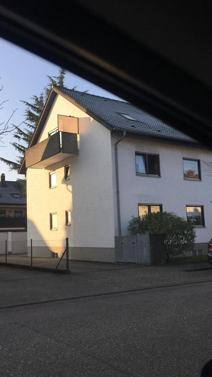 Neureut - 3,5 Zimmer Wohnung mit Balkon u. Garage sehr hell zu vermieten! Rußheimerstr.