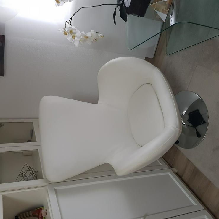 2 Moderne Designer-Sessel für Ihr Wohnzimmer/Praxis