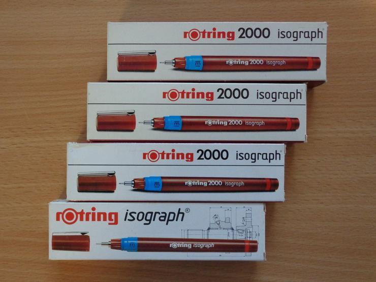 Rotring Tuschefüller 0,35mm / 0,25mm fabrikneu