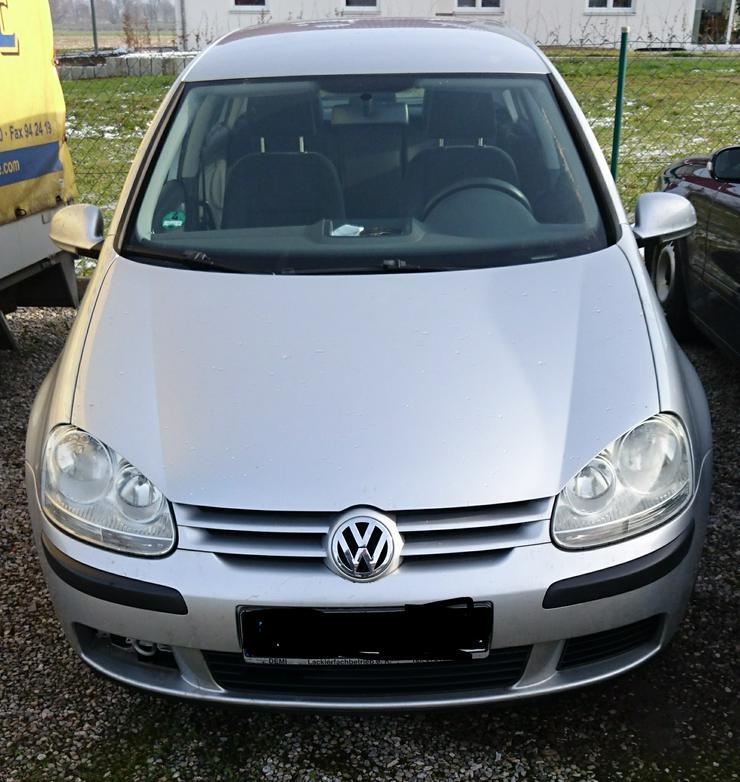 Bild 4: VW Golf V 1.4 FSI