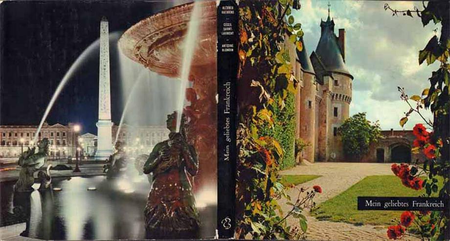 Bildband von 1970 - Mein geliebtes Frankreich - La France que j'aime …