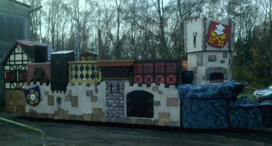 Bild 3: Karnevalswagen/Prinzenwagen, mehrfach prämiert,(30 Pers) zu vermieten