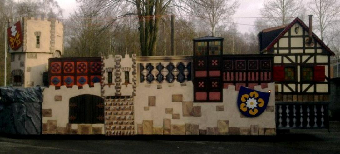 Bild 2: Karnevalswagen/Prinzenwagen, mehrfach prämiert,(30 Pers) zu vermieten