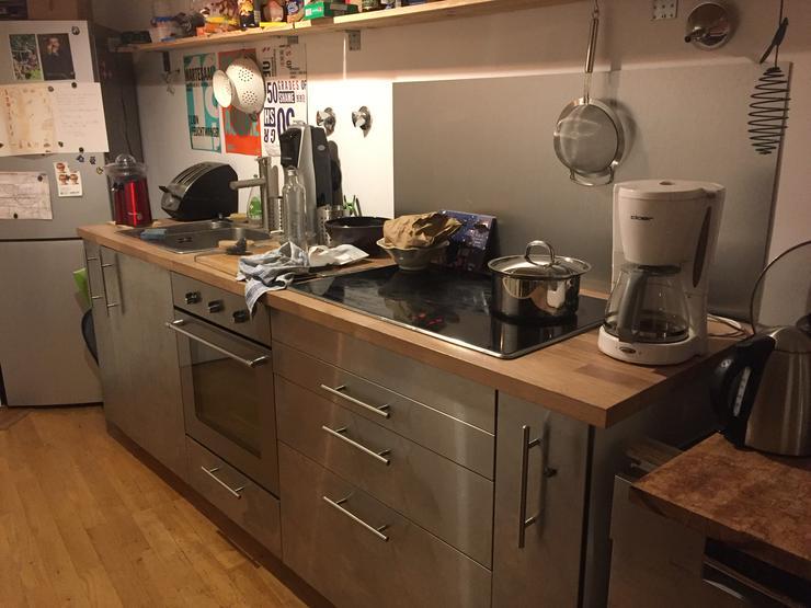 Ikea Küche 1 Jahr alt