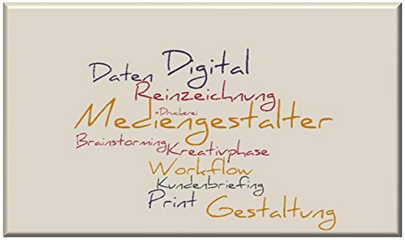 Wort-Check: Vokabular zur Mediengestalter-Ausbildung - Wörterbücher - Bild 1