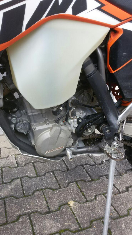 Bild 4:  VERKAUFE KTM 500  EXC