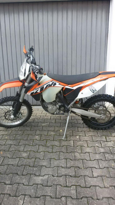 Bild 5:  VERKAUFE KTM 500  EXC
