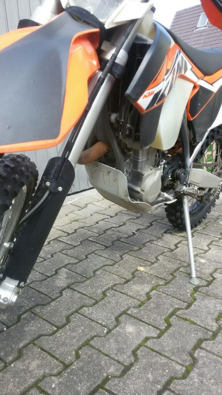 Bild 3:  VERKAUFE KTM 500  EXC