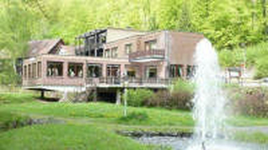 Hotel mit Restaurant am Park zu kaufen