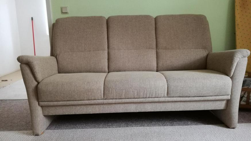 neuwertige Couch (3-Sitzer)