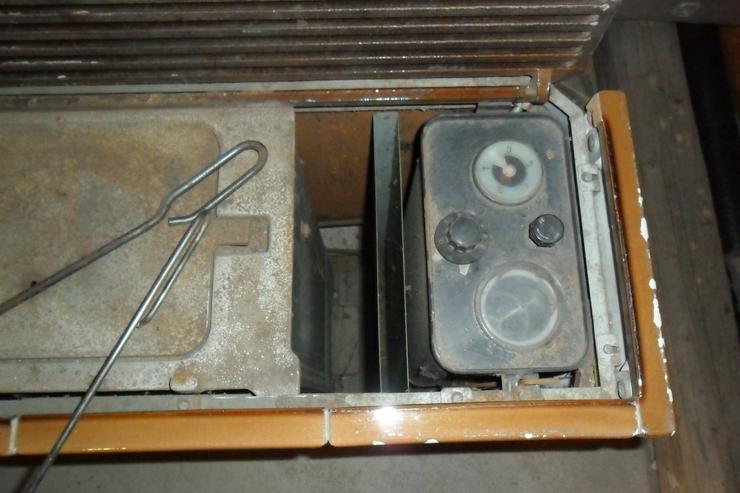 Bild 2: Kachel Öl Ofen zu Verkaufen!!