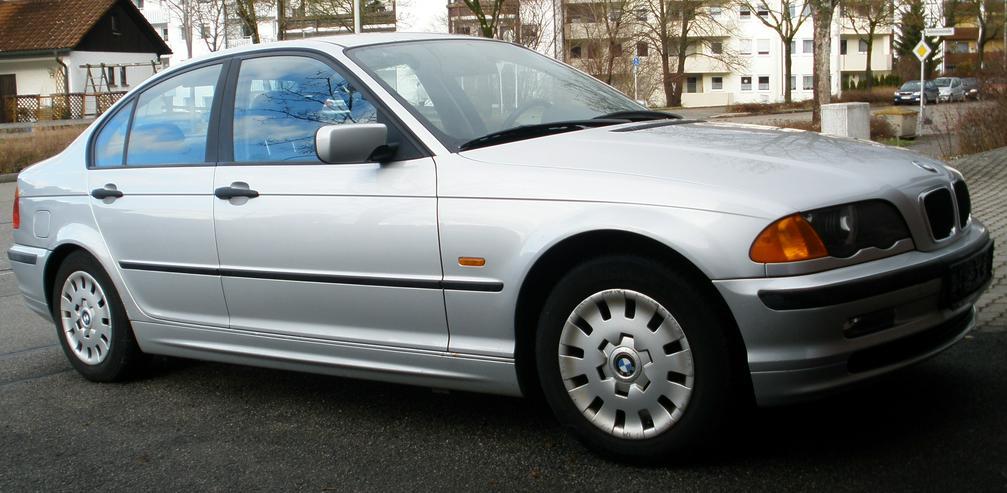 3er Reihe BMW 316 i