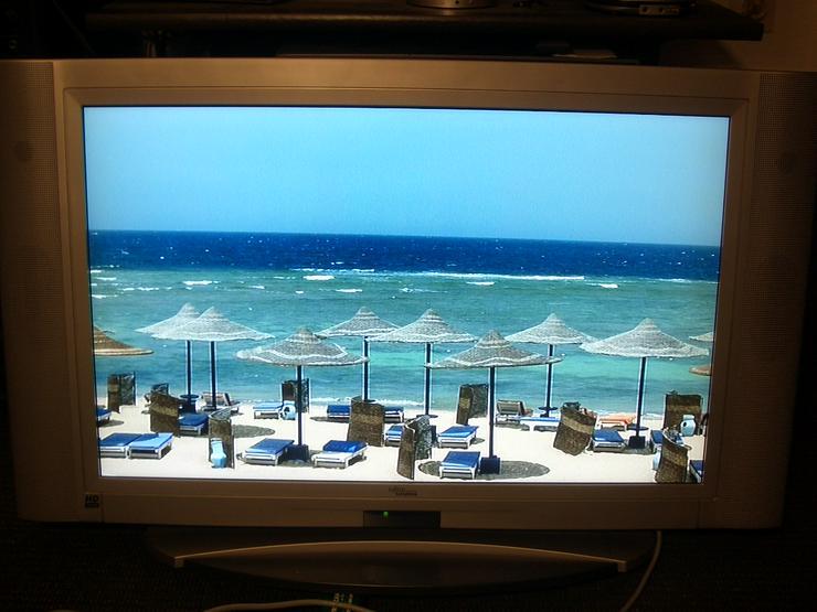 LCD Fernseher Fujitsu Siemens Jetson J 30-1, 72,2 cm/30 Zoll mit FB, 2x Scart HD Ready