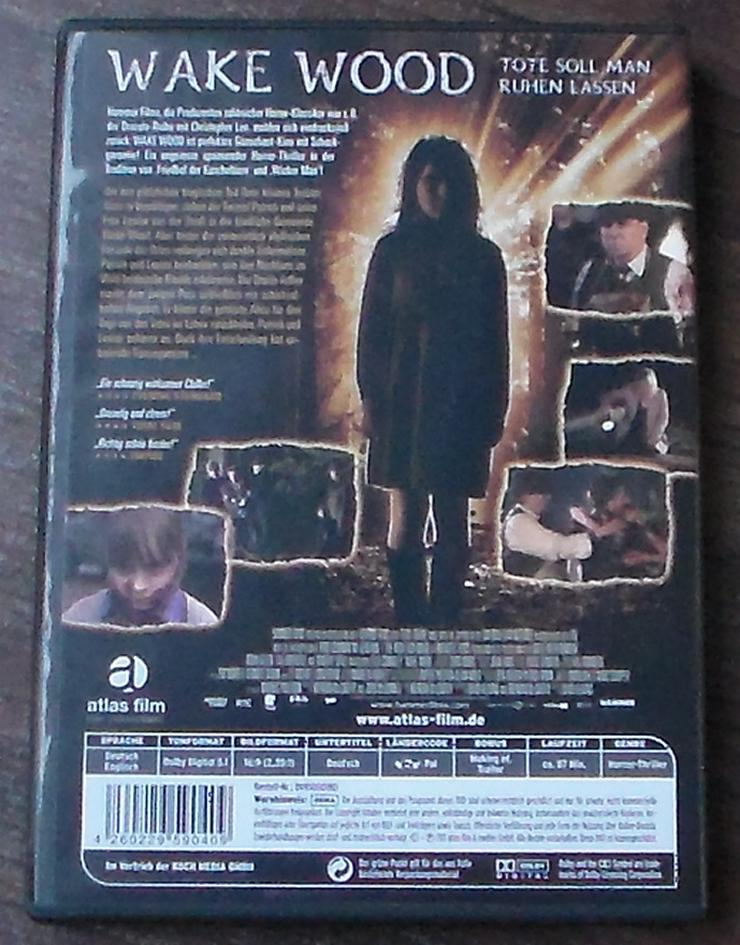 Bild 2: Wake Wood - Tote soll man ruhen lassen DVD Film Horror Thriller
