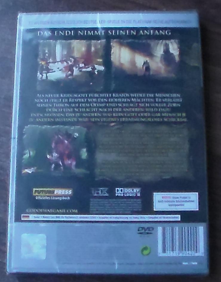 Bild 2: God of War 2 Playstation 2 Spiel Game Fantasy Mythologie
