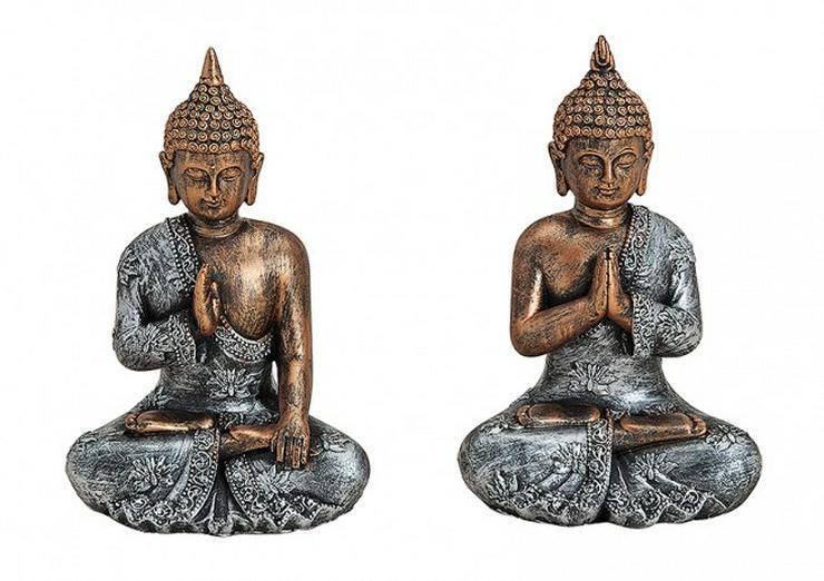 Buddha 2er Set