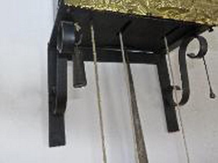 Uhrenstuhl / Tragestuhl / für Comtoise oder Wanduhren