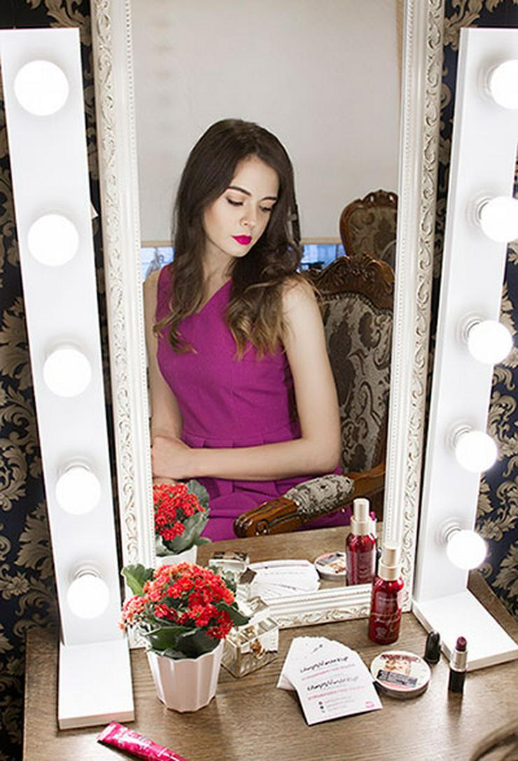 Exklusive Spiegel Make-up Beleuchtung für schminktisch
