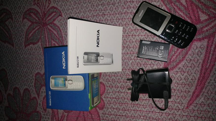 Nokia C2-00 - Handys & Smartphones - Bild 1