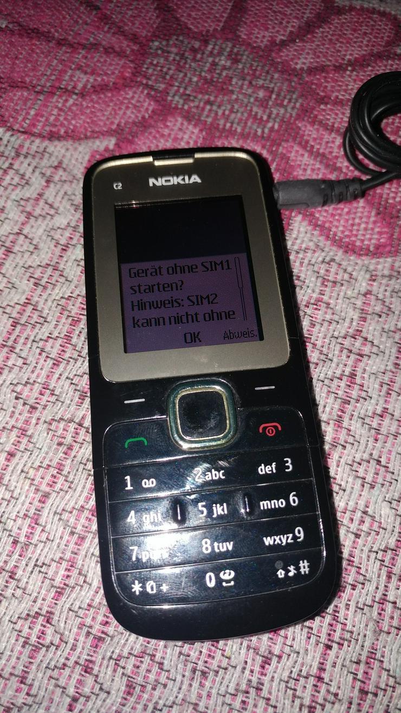 Bild 5: Nokia C2-00