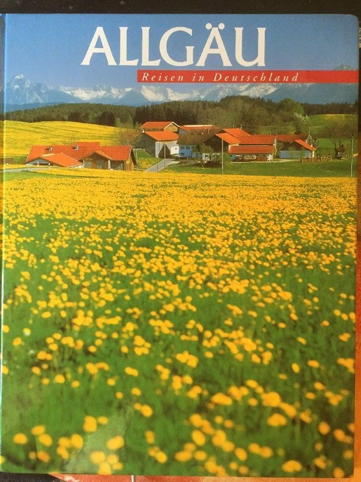 Reisen in Deutschland. Allgäu.