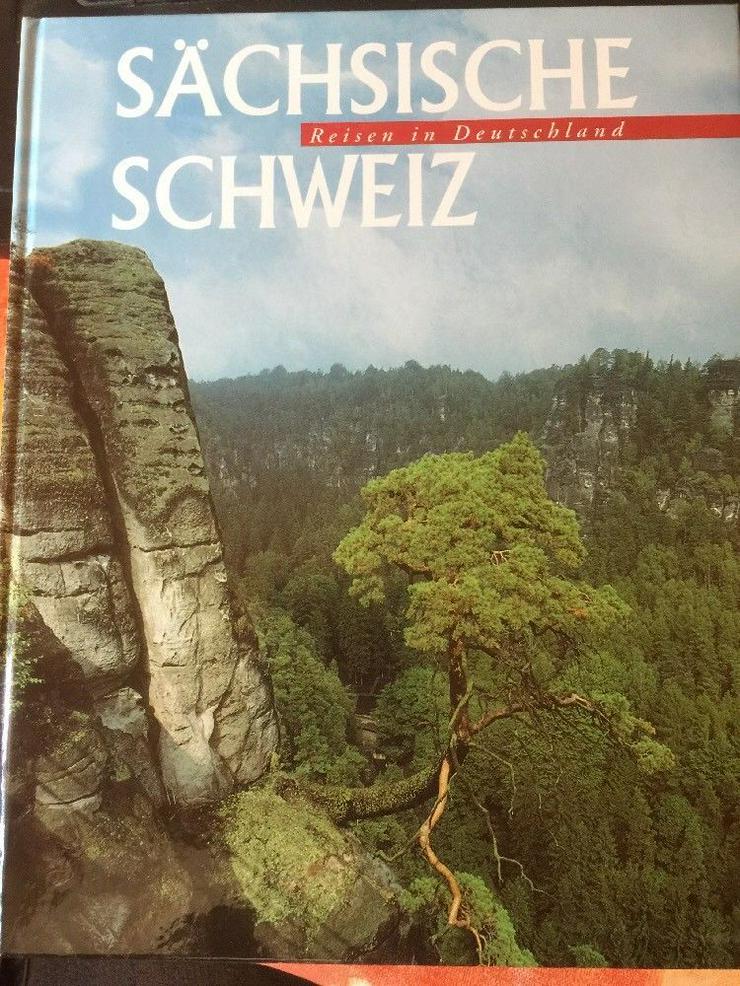 Reisen in Deutschland. Sächsische Schweiz