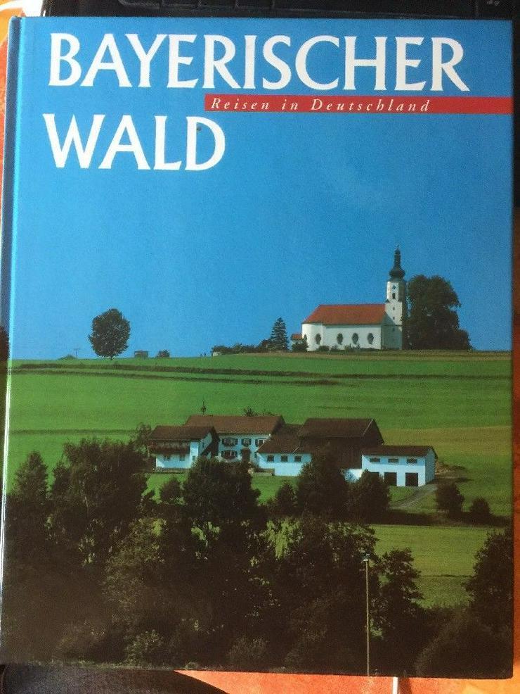 Reisen in Deutschland. Bayerischer Wald