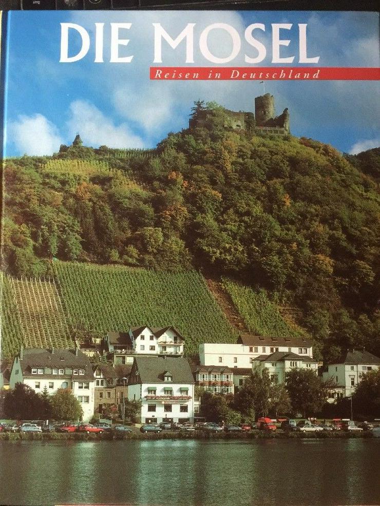 Reisen in Deutschland. Die Mosel
