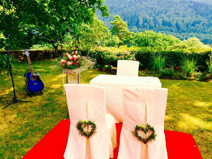 Bild 8: ♡ Hochzeitssängerin - die Stimme für Ihren besonderen Moment ♡