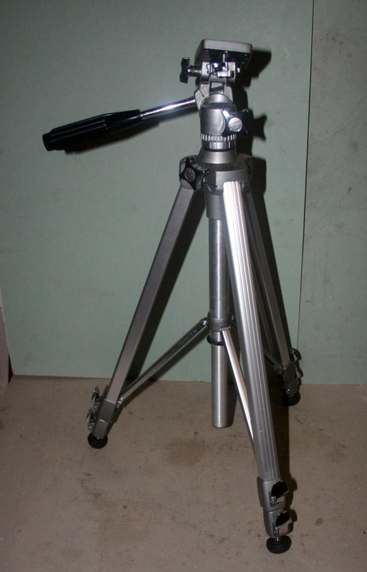 VELBON  VEB - 3 Kamerastativ mit 2-Wege-Kopf