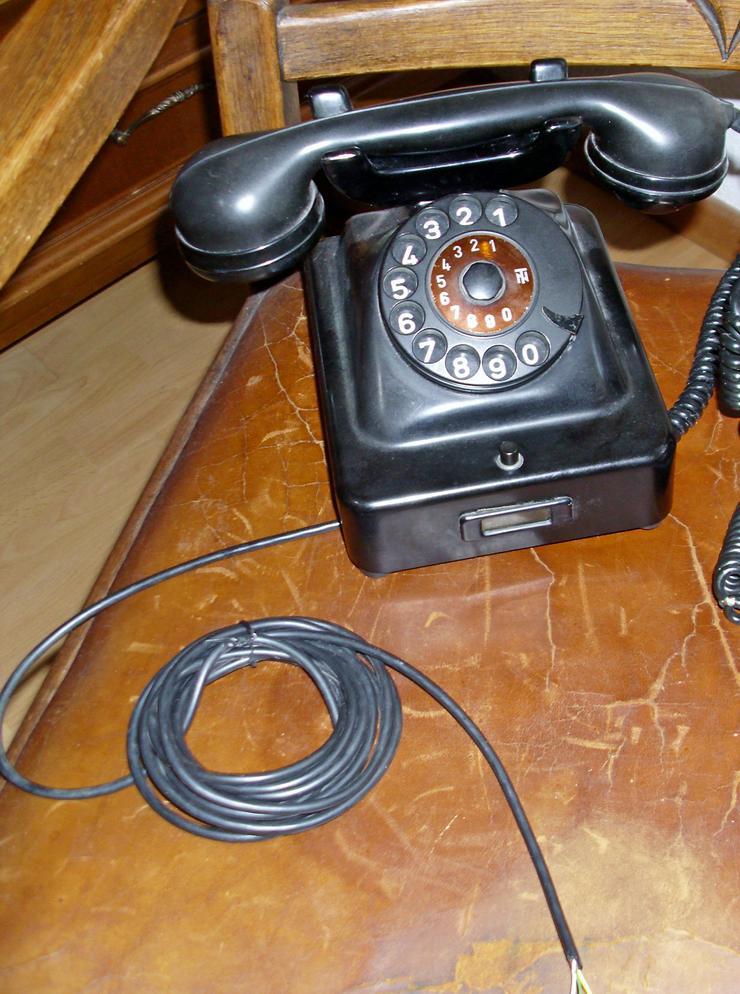 Historisches Telfon aus den 60-ziger Jahren